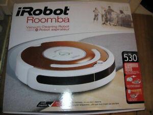 Roomba Robotic Vacuum (great condition, paid $800)