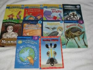 CHILDREN'S BOOKS - EARLY READERS/LEVEL 3 & 5 -GREAT SELECTION -