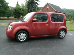 2009 Nissan Cube:Yes Only 145Kms,Automatic,A/C, Drives Great!
