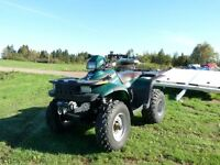 SUPER CLEAN 2000 POLARIS XPLORER 400