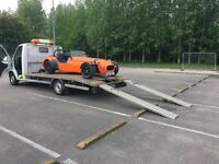 Car Recovery collection and delivered service UK Europe