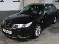 Sep 2010 60 SAAB 9-3 1.9 TiD 150 BHP SPORTWAGON TURBO EDITION ESTATE HTD.LEATHER