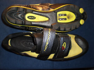 Northwave cycling shoes, size 44 11 20 men's, NO cleats