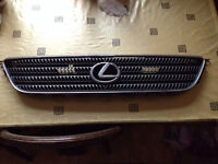 Lexus is200 front bumper grill no damage 98-05 breaking spares is 200 is 300