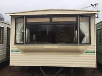 CARNABY YEAR 2002 STATIC CARAVAN FOR SALE OFF SITE