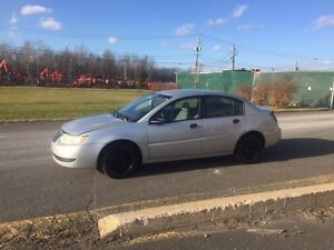 2005 Saturn ION tissus Berline