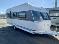 2020 HOBBY EXCELLENT 540 UFF 4 berth Fixed island bed