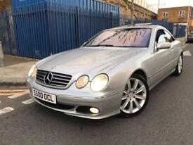 Mercedes CL CL 5.0 CL500 2DOOR