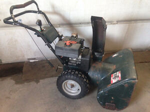 @@@NEW PICS@@@8hp craftsman snowblower