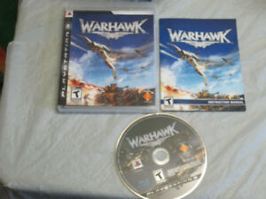 Warhawk-Playstation 3(PS3)/Blu-ray disc-Excellent