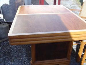 mobilier cuisine antique 6 chaises