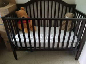 $80 used baby crib in good condition