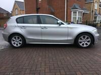 2005 BMW 118D 2.0 SE 5 DOOR HATCHBACK STUNNING EXAMPLE NEW M.O.T
