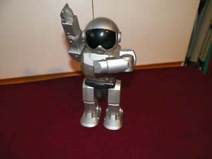 Vintage Ditto the Dancing Robot