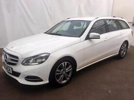 2014 MERCEDES BENZ E CLASS E220 CDI SE 5dr 7G Tronic Auto Estate