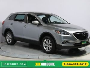 2014 Mazda CX-9 GS AWD AUTO A/C CUIR TOIT MAGS 7 PASS