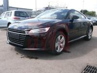 2016 Audi TT 1.8 TFSi 180PS S-Tronic DAMAGED ON DELIVERY
