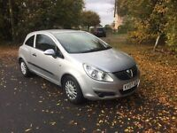 VAUXHALL CORSA 1.2 DIESEL 2007 1 YEARS MOT LOOKS AND DRIVES PERFECT