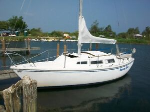 Sail boat for sale.