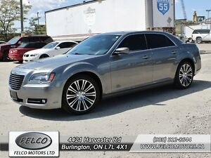 2012 Chrysler 300S - LOW MILEAGE | PAN ROOF | ACCIDENT FREE