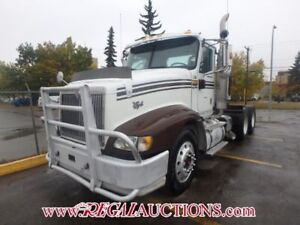 2005 INTERNATIONAL 9000 SERIES T/A HIGHWAY TRACTOR T/A