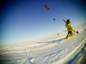 3Hr Introductory to Kiteboarding Regina Regina Area image 5