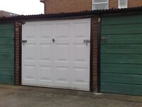 Lock-up garage unit to let in Mapperley £45.00 PCM