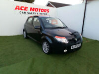 2007 57 PROTON SAVVY 1.2 SEQ STYLE 5DR AUTOMATIC,ONLY 30,000 MILES WITH HISTORY