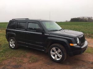 2011 Jeep Patriot SUV, Crossover Reduced