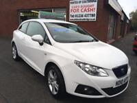SEAT IBIZA 1.4 16v ( 85ps ) SPORT COUPE 2010MY Sport