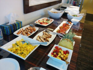 Private chef for your summer party with Italian twist.