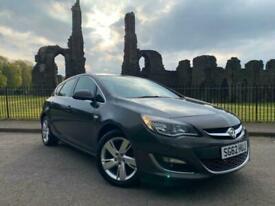 image for 2012 Vauxhall Astra 1.6i 16V SRi 5dr HATCHBACK Petrol Manual