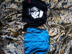 Boy clothes bundle size 4-5.