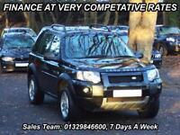 Land Rover Freelander 2.0Td4 2006MY Freestyle