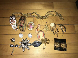 All Sort of old Jewellery