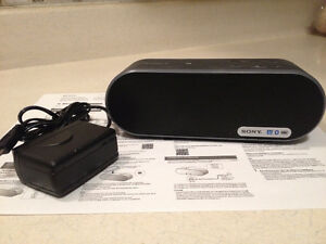 Sony SRS-X2B. Bluetooth Speaker  with NFC and Speaker Phone.