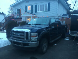 Ford f250 xlt 5.4l 2009 boite 8pieds