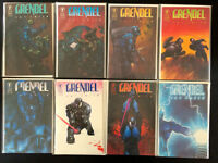 Comics Grendel War Child #2-3-4-5-7-8-9-10