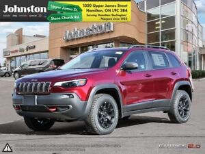 2019 Jeep Cherokee Trailhawk  - Navigation -  Uconnect - $139.39