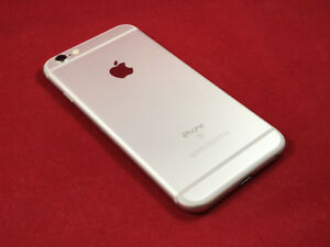 iPhone 6s 32GB Silver - Brand new condition - All accessories