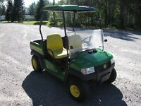 John Deere Gator just like new low hrs great deal