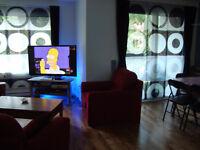 Belle chambre meublée à Montréal tout inclus 380 + 100