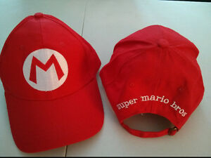 Super Mario Bros. Mario hat $10 each