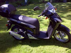 Honda SH150i Scooter ~ Ultra Low Mileage!