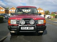 Great condition and mileage for age 11 months mot great runner Landrover discovery 4x4 not jeep