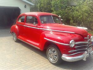 Plymouth buy or sell classic cars in saskatchewan for 1946 plymouth special deluxe 4 door