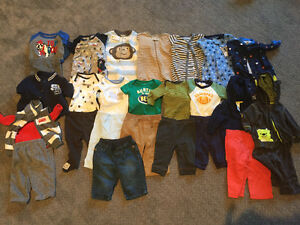 Baby boy 3 month lot, EUC and GUC