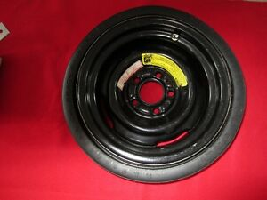 mustang shelby 65 a 73  space saver tire