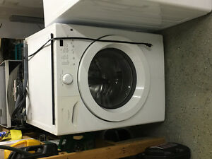 Stackable washer/dryer, Single washer