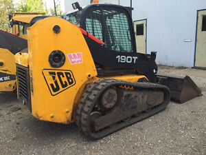 JCB T190 Skid Steer